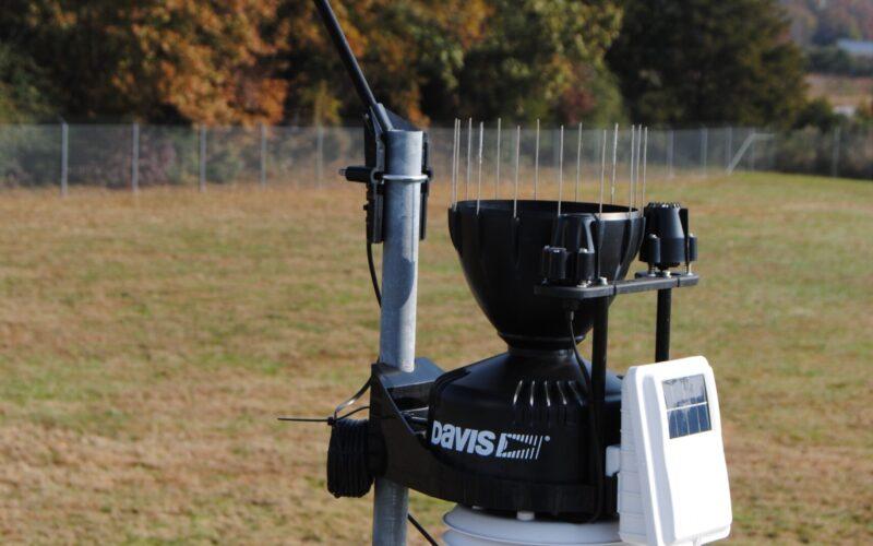 DAVIS Weather Station