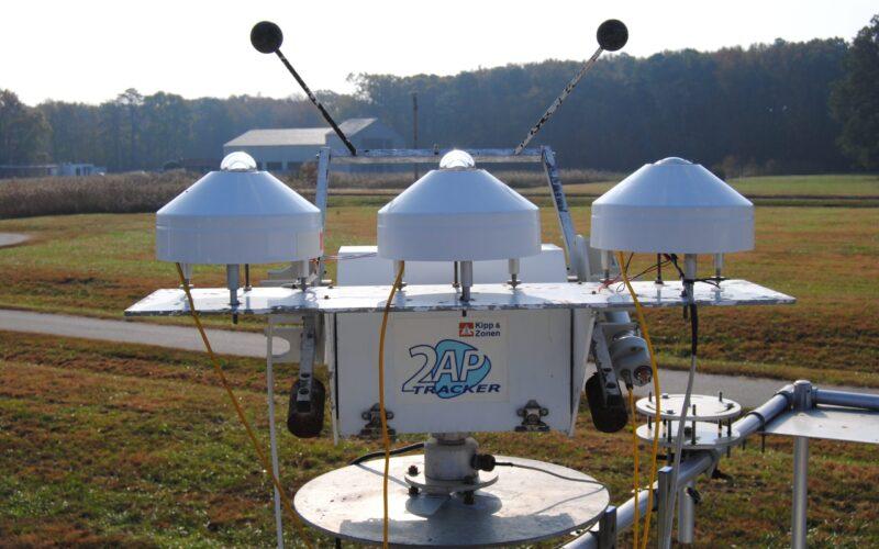 Secondary BSRN Radiometric Instrumentation Suite