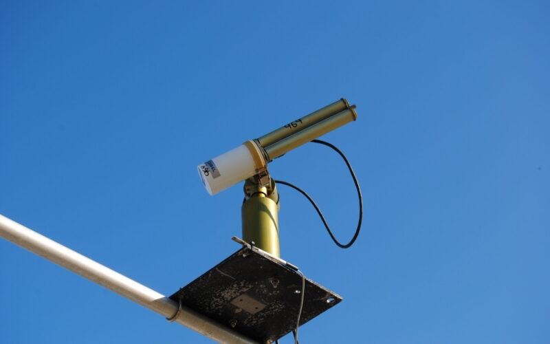 AERONET Sun Photometer