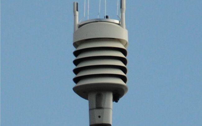 Vaisala Weather Station